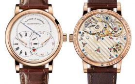 """針の動きに時計の""""息吹""""を感じる極上ウオッチ――リヒャルト・ランゲの名を冠した世界限定モデルを発表"""