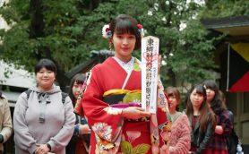 生田斗真、広瀬すずの着物姿にメロメロ!?「超絶かわいい!」