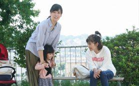 水川あさみ、篠原涼子&高橋一生と大盛り上がり!『民衆の敵』第2話にゲスト出演