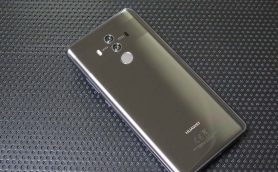 iPhone X、Galaxy Note 8と並んだ! 「HUAWEI Mate10 Pro」のスゴみを超濃厚レビュー