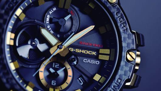 G-SHOCK 35年目の到達点。アニバーサリーイヤーの限定スペシャルカラーモデルは才色兼備!