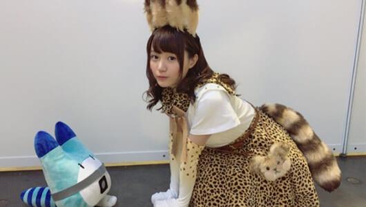 """""""けもフレ""""サーバルちゃんの中の人が「とにかく可愛い」!! 大注目の若手女性声優・尾崎由香"""