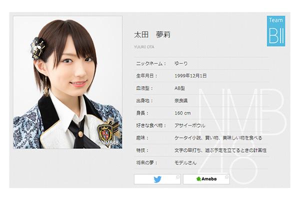 出典画像:NMB48公式サイトより
