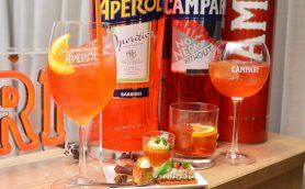 クリスマスは世界で大流行のカンパリ&アペロールで乾杯! 自宅でも楽しめるとっておきのカクテルレシピとは?