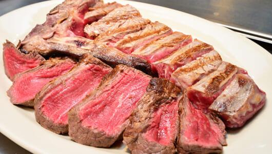 ついに「六本木ステーキトライアングル」が完成! その最新店「エンパイア ステーキ ハウス」は肉へのこだわりがスゴイ