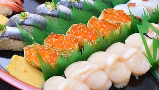 宅配寿司No.1「銀のさら」が仕掛ける常識破りの「北海道フェア」