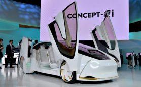 東京モーターショー2017|FCVやEVスポーツ、AI搭載のコンセプトなど、次世代の交通環境を見据えるトヨタ
