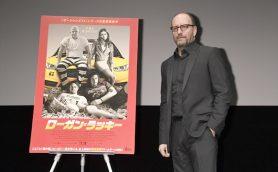 S・ソダーバーグ監督が6年ぶり来日「日本映画の伝統に大変刺激を受けた」