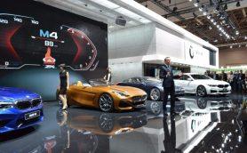 東京モーターショー2017|BMWは「ストーリー・オブ・ラグジュアリー」でグローバル市場でのさらなる成長を狙う!