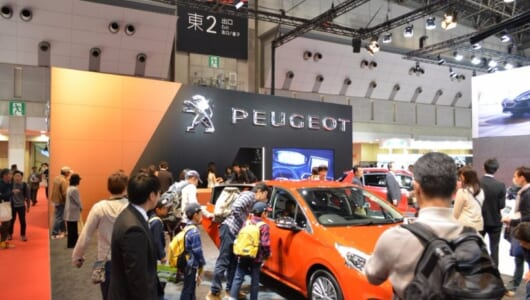東京モーターショー2017|プジョーとDS、シトロエンのフレンチ3ブランドはニューモデルを披露