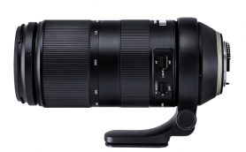 高画質・追従性・機動性を追求した超望遠ズームレンズ「タムロン 100-400mm F/4.5-6.3 Di VC USD」発売