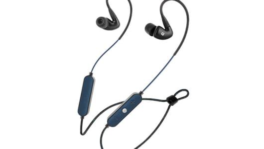 タフさと高音質を両立! スポーツ時に使いたいワイヤレスイヤホンAudiofly「AF100W」