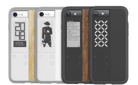 iPhoneの背面をセカンドスクリーンとして使う電子ペーパー内蔵ケース「InkCase IVY」