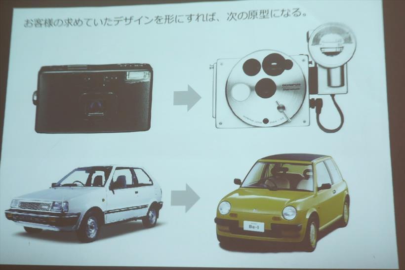 ↑坂井氏のデザイン実績紹介ムービーから。risoraも次世代のエアコンの原型になるか