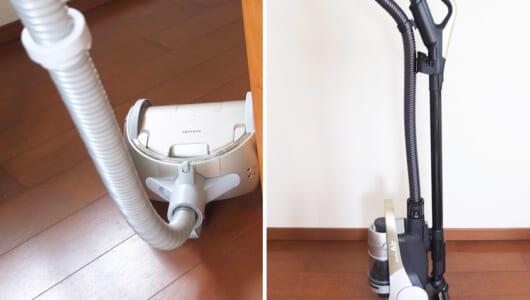 掃除機の新ジャンル「コードレスキャニスター」2大モデルを徹底比較! 東芝とシャープ「最も大きな違い」はどこだった?