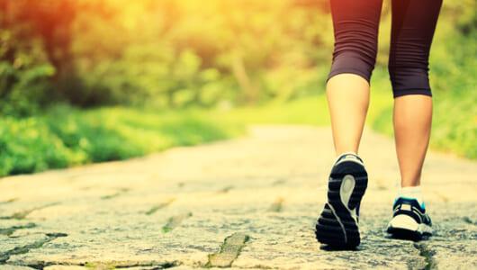 歩いてポイントや賞品をGet!自治体が実施する健康マイレージ
