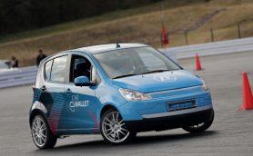 ZFジャパンが自動運転に向けた先端技術を日本初公開