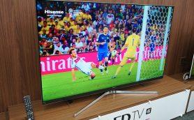 東芝テレビ事業買収で勢いに乗るか!? ハイセンスがサッカーW杯オフィシャル4Kテレビを発売