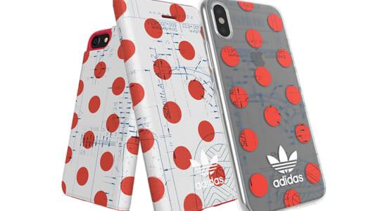 iPhoneにポップな装いを! 日本文化にインスパイアされたadidas Originalsのスマホケース
