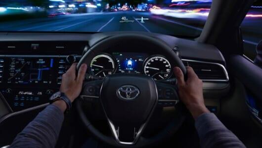 トヨタがコネクティッドカー向けの自動車保険を開発