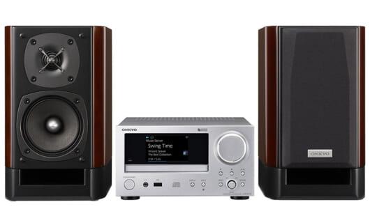 Bluetoothスピーカーじゃ物足りないなら――手軽にハイレゾ再生が楽しめるオンキヨー「CR-N775」