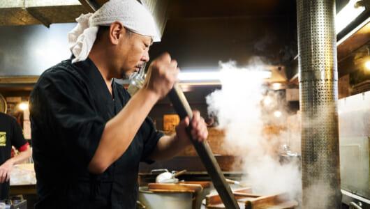男気あふれる日本一のド豚骨ラーメン「無鉄砲」——サニーデイ・サービス田中貴とRockなRamen