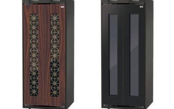 ↑オプション仕様の268K-S 左)、スタンダードモデルの268K-N(右)