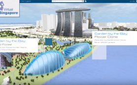 Googleの3D版mapと大違い! 国土をすべて3Dモデル化する「バーチャル・シンガポール」はまさにリアル版シムシティ