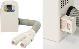 この冬は「菌がいないふとん」で寝られる!? 世界初「クレベリンLED」で除菌・消臭を行うふとん乾燥機