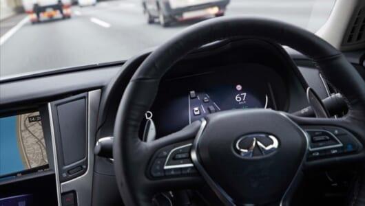 動画でわかる最新自動運転! 日産が公道テストで魅せた巧みすぎる「高速道路合流」