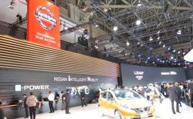【東京モーターショー2017】日産自動車のクロスオーバーEVコンセプト「IMx」は航続可能距離600km!! 700NmでGT-Rを超える