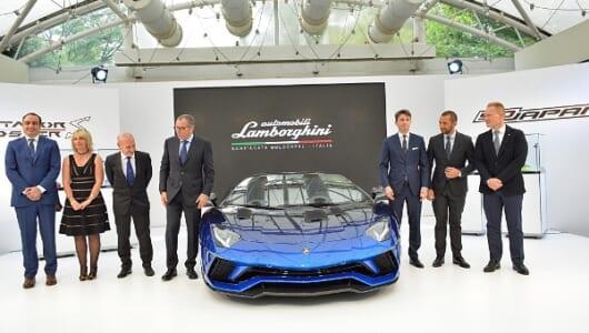ランボルギーニ日本上陸50周年記念「Lamborghini Day 2017」を東京で開催