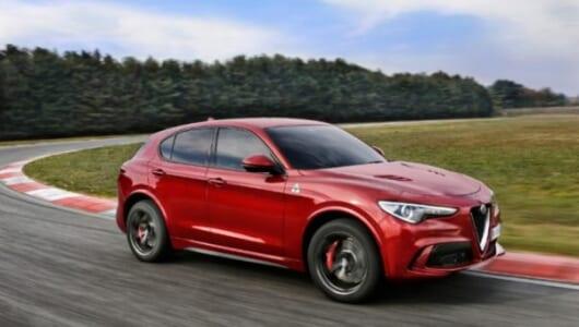 ニュル最速SUV、ステルヴィオ・クワドリフォリオが発売開始!