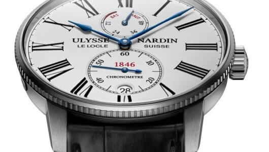 時計界に偉大な功績残すユリス・ナルダンの注目ウオッチ「マリーン トルピユール」発売記念キャンペーンを発表