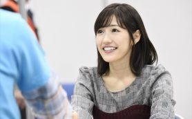 AKB48 渡辺麻友、最後の握手会でファンに感謝「本当に幸せ」