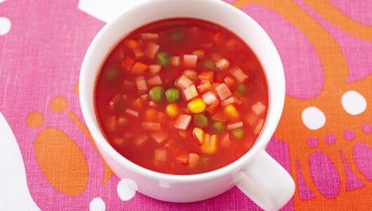 人気の味もヘルシーに!寒い冬は温かスープダイエットでラクやせ