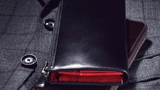 年に1度しか生産されない別注コードバン財布! 最高峰の職人技を堪能せよ!