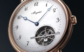 【2018年新作先出し】スイス時計界の至宝ブレゲが超絶美麗なエナメル文字盤のトゥールビヨンを発表