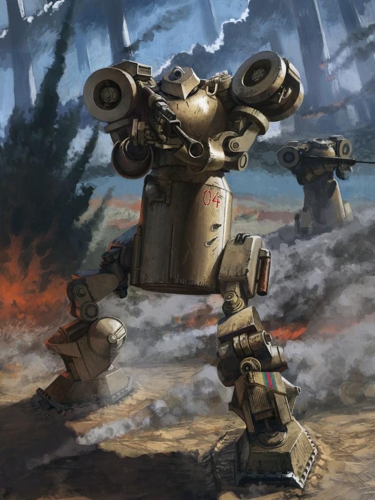 出典画像:「世界中でここにしかない完全オリジナルのロボットをインジェクションプラキットに!」CAMPFIREより