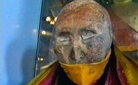 【ムー世界の超常現象】ラマ僧の即身仏が、夜な夜な寺院を徘徊する!?