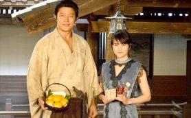 鈴木亮平、柴咲コウからの浜松みかんに感激「つやつやで丸くて立派」大河主演がバトンタッチ
