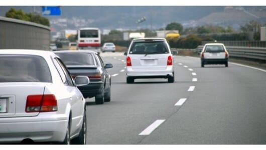 煽り運転摘発の新兵器にご注意!煽る側も煽られる側も知っておきたい「車間距離」問題