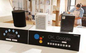 オーディオメーカーならではの視点でIoTに挑む! オンキヨーが音にこだわったスマートスピーカー2種を発売
