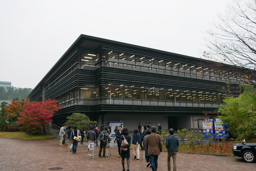 ↑中央図書館