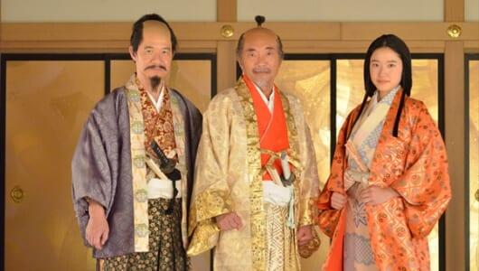竹中直人がコントで秀吉役に!内村光良と藤野涼子と共演『LIFE!』12・19放送
