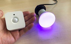ライト点灯に「オッケー○○」すら不要! フィリップスHueに「全自動」機能を加える第三のアクセサリー