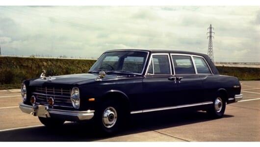 【中年名車図鑑】今はなき「プリンス自工」が手掛けた国産初の御料車