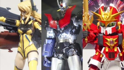 劇場版「マジンガーZ」から「Fate」のエクスカリバーまで! フィギュアの祭典「魂ネイション2017」要注目アイテム10選