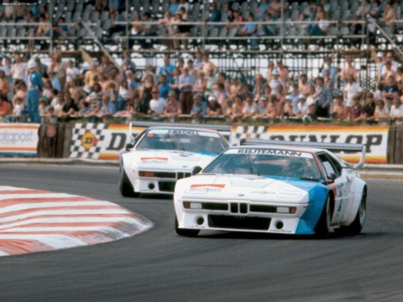 F1のサポートレースとしてワンメイクの「プロカーチャンピオンシップ(BMW M1 Procar Championship)」を開催。当時のF1パイロットらが中心となって参戦した
