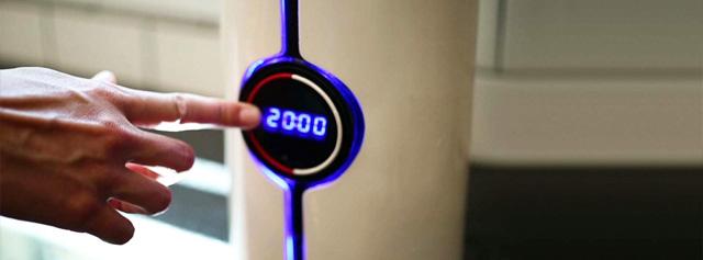 ↑時間を設定して赤か白のボタンを押せばOK